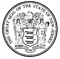 NEW JERSEY DEPARTMENT OF THE TREASURY Logo